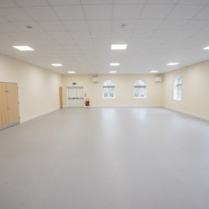 Image of Woodland Community Centre, Acorn Hall (internal)