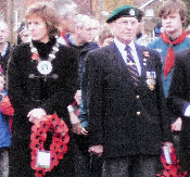 Photo of Remembrance Parade