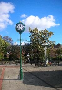 Photo of Memorial Clock