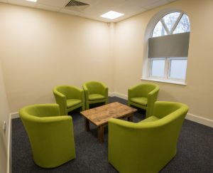 Woodland community centre - Leaf Room