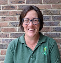 Image of Groundsman Kirsty Evans