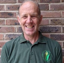 Image of Groundsman Terry Grainger